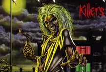 Up The Irons / Iron Maiden, the greatest band - music and pics.