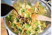 Thai/Asian inspired food