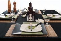 japansk borddækning