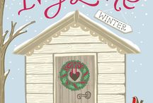Ivy Lane: Winter: Part Four / The final part of my ebook series, Ivy Lane is out on Nov 6th 2014. Will Tilly Parker get a kiss under the mistletoe this Christmas?