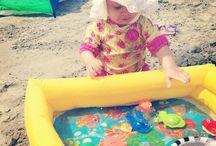 #baby#beach#sun#fun#activities