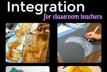 Classroom and art integration / We need more art in the classroom