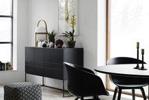 Danish interiors: dining