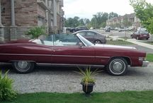 1974 Cadillac Eldorado convertible / A beautiful front wheel drive beast ready to rock'n roll now available for sale on bramclassauto.com