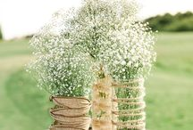 Baby's Breath Wedding Ideas / This cute baby flower would definitely make your wedding as in heaven
