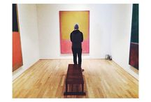 ArtGrams / Our favorite Instagrammed pictures taken by you inspired by The Phillips Collection. We'll highlight a different theme each month.