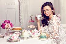 la hora del thea y el café