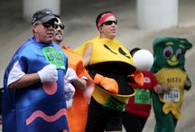 Statesman Cap 10K Legendary COSTUMES / The Statesman Cap 10K attracts everyone. From the silly to the serious, there is a place for you -- especially if you dress up in a creative costume! / by Statesman Cap10K Race