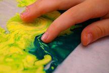 Kids' Arts & Crafts / by JaLesha Olson