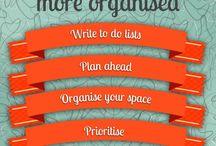 Organisational Ideas