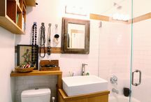 for the home . bathroom / by Andrea Kennedy