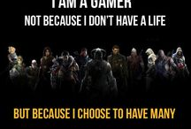 gamers rule