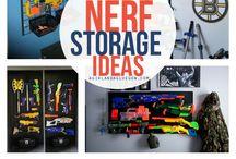 Nerf stuff