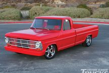1968 Ford F100 / Truck picture ideas
