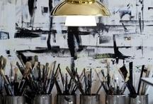 Art studio Home