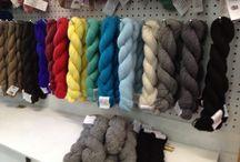 Avalon Springs Farm Yarn / Yarn made by Karen