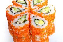 Sushi / by Maria Helena Sousa