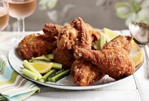 Southern Comfort Dishes / From classic fried chicken to sweet potato casserole, here are incredible Southern recipes. / by Food & Wine