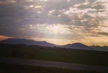 Minhas paisagens.