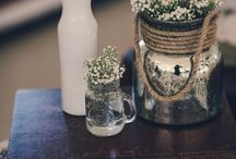 Wedding: The Centerpieces / by Ashley Kelly