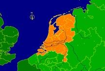 Holland / Alles over Nederland zijn provincies, steden, rivieren, mensen en gewoonten