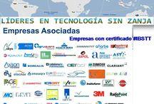 EMPRESAS MIEMBRO DE #IBSTT / LÍDERES EN TECNOLOGÍAS SIN ZANJA CON CERTIFICADO #IBSTT