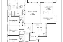 House floor plans / I like it! But can I change it and improve it?
