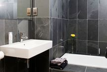 wet room ideas / wet rooms with slate