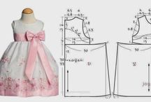 girls clothes pattern