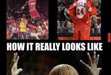 Basketball lustig