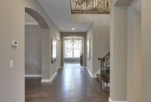 Traditional Hallway Design