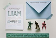 Fancy Party & Wedding Invitations / by LA Designs