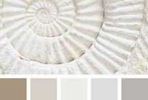 Paleta de color Beige