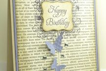 Card Ideas / by Jeannette Eames