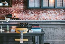 Escritórios / office, bureau, decoration, house, marble, granite, natural stones, revestiment, ornamental