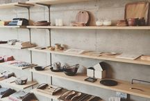 Interiors - Shelving