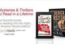 100 mysteries to read in a life / mysteries story a life time