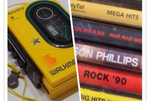 Things I like / All about 80's - 90's and all the things I like!