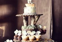 wedding- cakes. / by Amelia Hays