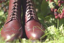 Video Classic Shoes and Shoe Care / Dobre buty i ich pielęgnaja