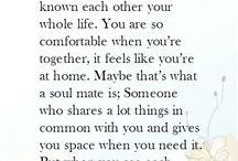 spirituality / soulmate / mindfulness