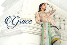 Imperial Grace   3 Piece Resham Twill Linen Collection