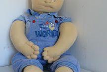 Bambole e pupazzi / My hand made dolls