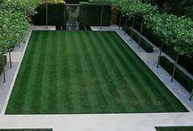 Záhrady design