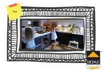 Home Cucine - MOMENTI HOME / Cucine dei nostri clienti