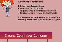 Cognitivo conductual / Cognitivo conductual