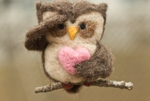 OH MY OWL! / who whooo OWLS are a lifelong love...