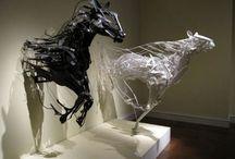 Artist Inspire: Sculptures & Installations / by Chandra Crain