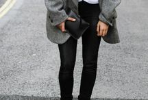minimalistic outfit