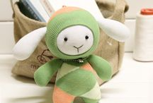 :: sock doll ::